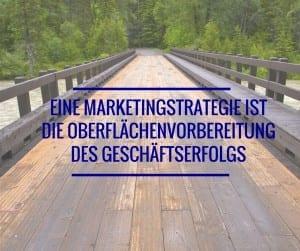 Marketingstrategie ist die