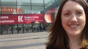 European Coatings Show 2015